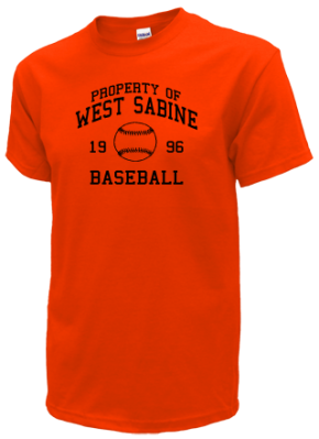 West Sabine High School T-Shirts