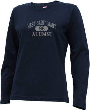 West Saint Mary High School Long Sleeve Shirts