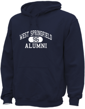 West Springfield High School Hoodies