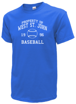 West St. John High School T-Shirts