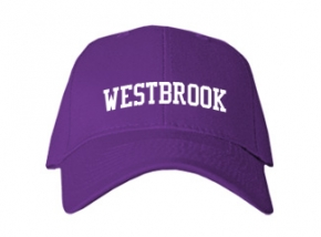Westbrook High School Kid Embroidered Baseball Caps