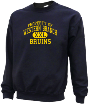 Western Branch Middle School Sweatshirts