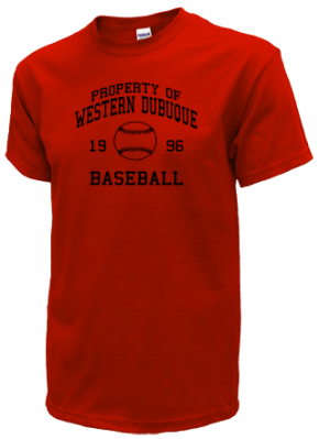 Western Dubuque High School T-Shirts