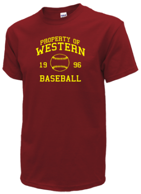 Western High School T-Shirts