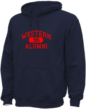 Western High School Hoodies
