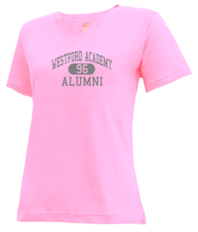 Westford Academy High School V-neck Shirts