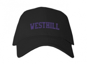 Westhill High School Kid Embroidered Baseball Caps