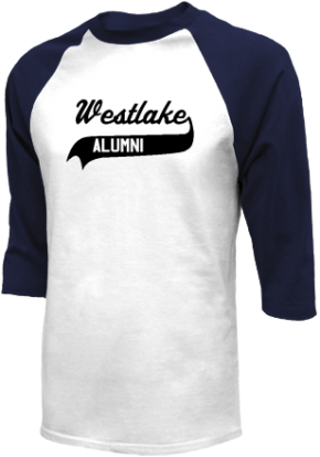 Westlake Middle School Raglan Shirts