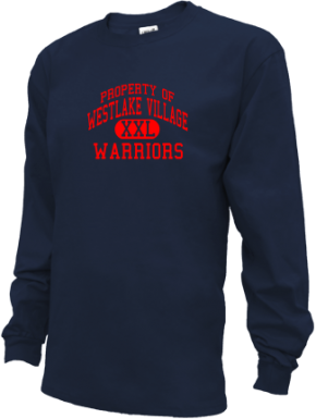 Westlake Village Middle School Kid Long Sleeve Shirts