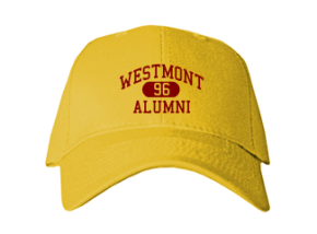 Westmont High School Embroidered Baseball Caps