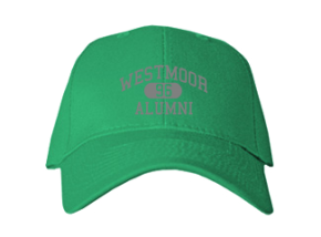 Westmoor High School Embroidered Baseball Caps