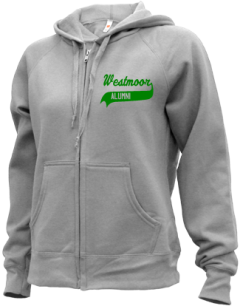Westmoor High School Zip-up Hoodies