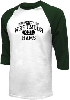 Westmoor High School Raglan Shirts