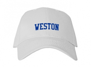 Weston High School Kid Embroidered Baseball Caps