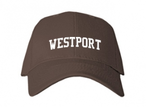 Westport High School Kid Embroidered Baseball Caps
