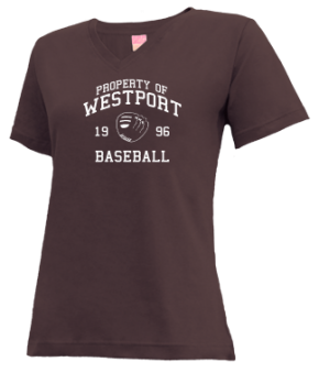 Westport High School V-neck Shirts
