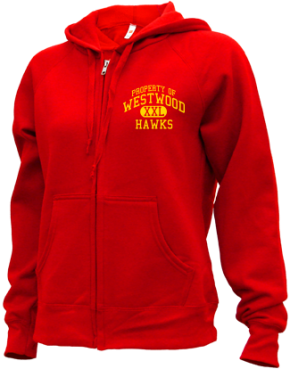 Westwood Elementary School Zip-up Hoodies