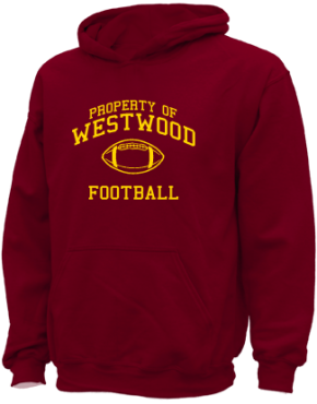 Westwood Elementary School Kid Hooded Sweatshirts