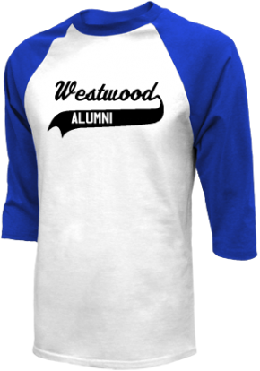Westwood Middle School Raglan Shirts