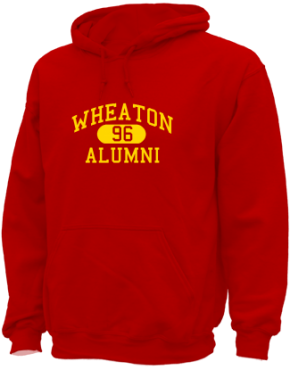 Wheaton High School Hoodies