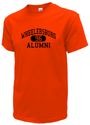 Wheelersburg High School T-Shirts