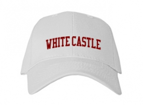 White Castle High School Kid Embroidered Baseball Caps