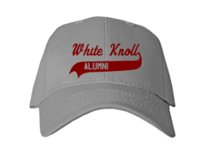 White Knoll Middle School Embroidered Baseball Caps