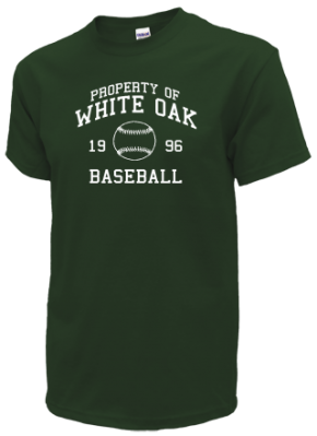 White Oak High School T-Shirts