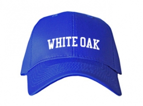 White Oak Middle School Kid Embroidered Baseball Caps