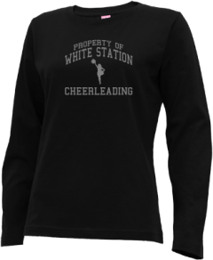 White Station High School Long Sleeve Shirts