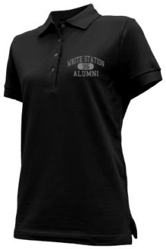 White Station High School Embroidered Polo Shirts