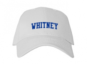 Whitney High School Kid Embroidered Baseball Caps