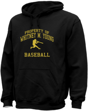 Whitney M. Young High School Hoodies