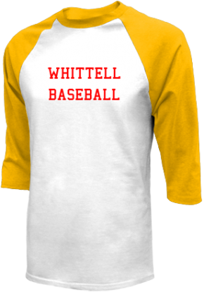 Whittell High School Raglan Shirts