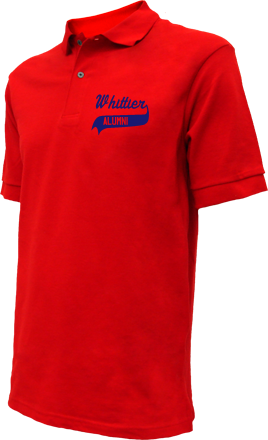 Whittier Elementary School Embroidered Polo Shirts