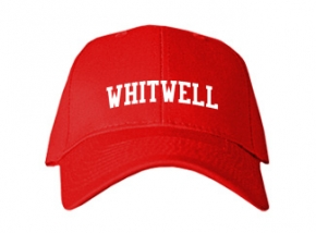 Whitwell High School Kid Embroidered Baseball Caps