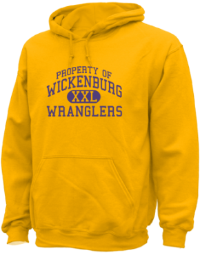 Wickenburg High School Hoodies