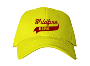Wildfire Elementary School Embroidered Baseball Caps
