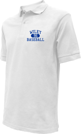 Wiley High School Embroidered Polo Shirts