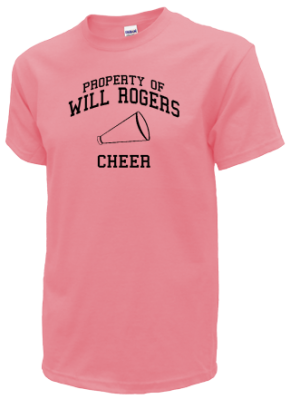 Will Rogers Junior High School T-Shirts