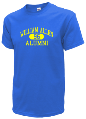 William Allen High School T-Shirts