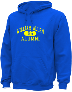 William Allen High School Hoodies