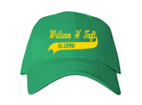 William H Taft Elementary School Embroidered Baseball Caps
