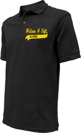 William H Taft Elementary School Embroidered Polo Shirts