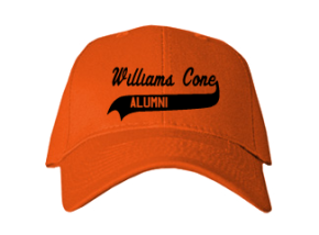 Williams Cone Elementary School Embroidered Baseball Caps