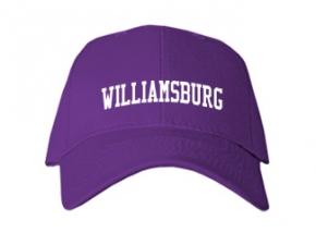 Williamsburg High School Kid Embroidered Baseball Caps
