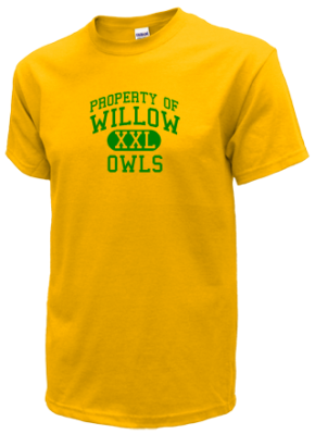 Willow Elementary School Kid T-Shirts