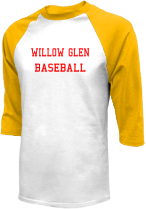 Willow Glen High School Raglan Shirts
