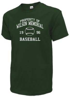 Wilson Memorial High School T-Shirts