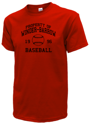 Winder-barrow High School T-Shirts